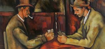 Con Cézanne al Museo in Erba di Bellinzona