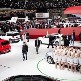 Salone dell'auto di Ginevra: organizzarsi per tempo