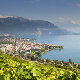 Montreux in cinque tappe
