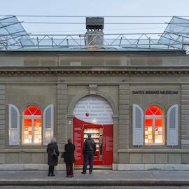 Swiss Brand Museum: il nuovo museo di Berna