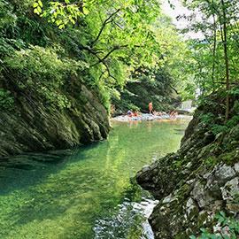 Gole della Breggia: Jurassic Park alla svizzera