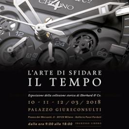 A Milano orologi capolavoro in mostra dalla Svizzera