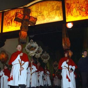 A Mendrisio le Processioni della Settimana Santa